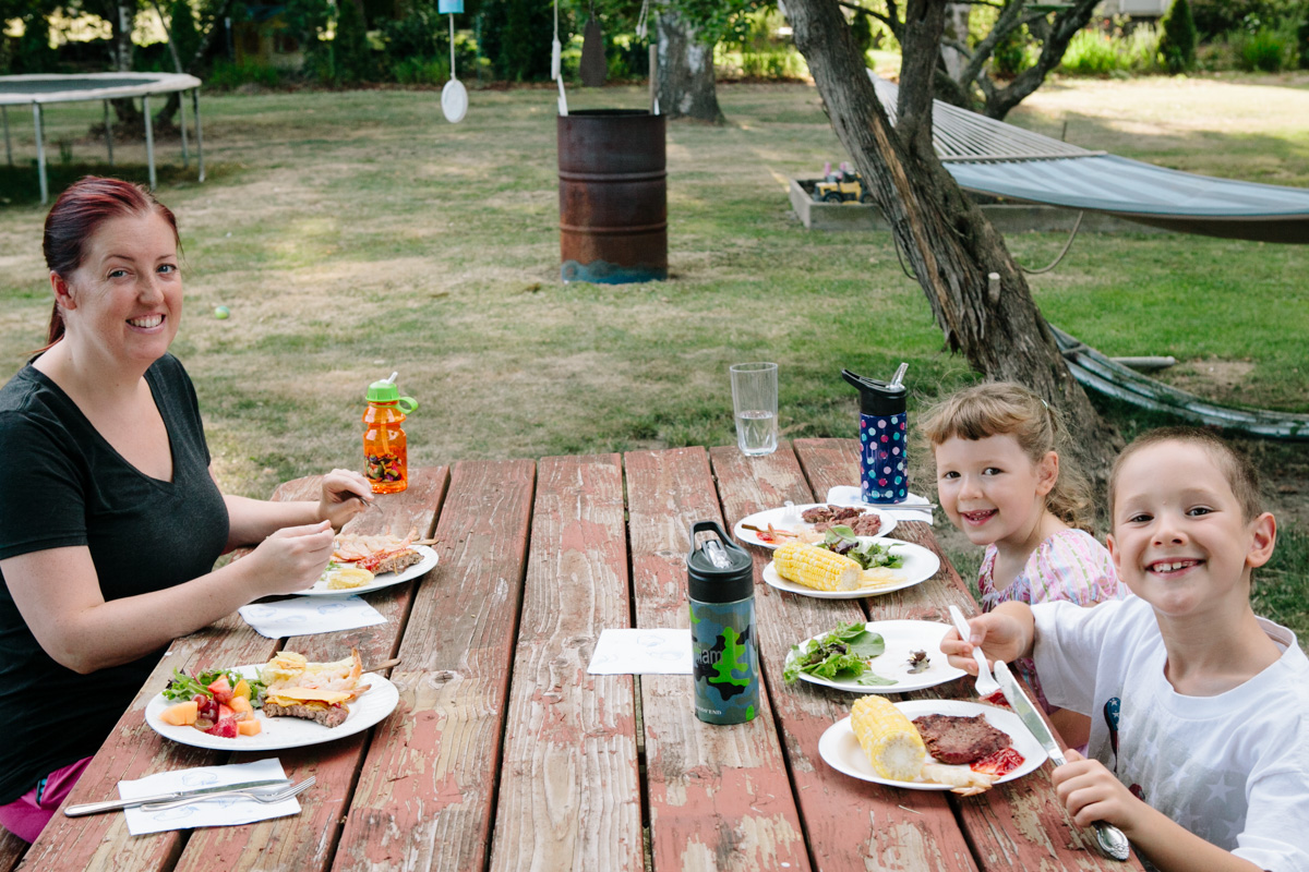 Big Brother Backyard Bbq :  isn?t technically our backyard, but we feel like it should count